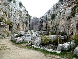 Siracusa - Castello Eurialo