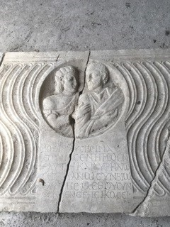 The Tombs of Ancient Ostia