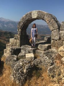 Amantia Albania