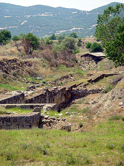 Amphipolis fortifications