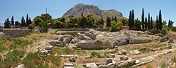 Ancient Corinth - Theatre