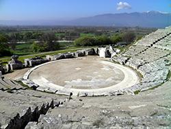 Philippi Theatre