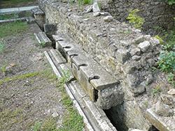 Roman toilet seat Dion