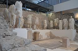 Archaeological museum, Narona