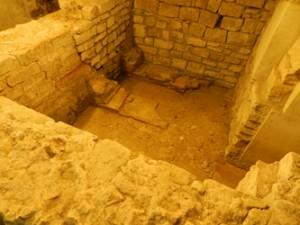 Caldarium beneath Hotel