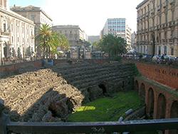 Amphitheatre, Catania
