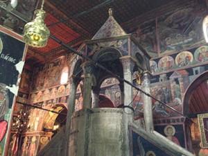 Byzantine Church of Dormition in Kalambaka