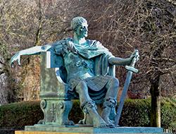 Constantine - York Minster