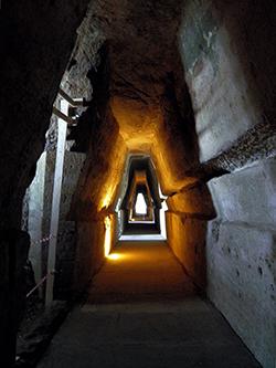 Cave of the Sibyl, Cumae