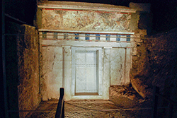 Philip II Tomb Vergina