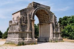 Glanum triomphal arch