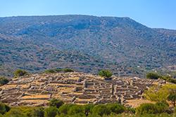 Gournia Minoan Palace