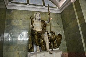 Jupiter Hermitage Museum