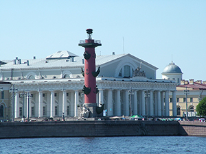 Lighthouse St Petersburg