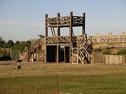 Lunt Fort Baginton