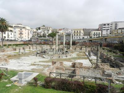 Macellum/Tempio di Serapide