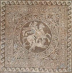 Mosaic Floor Olynthos