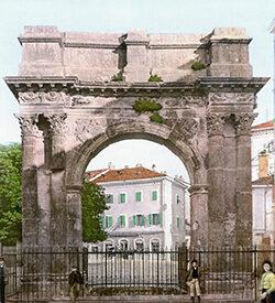 Pola Porta Aurea