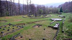 Sarmizegetusa Regia Dacian Stronghold