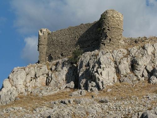 Castle of Feraklos