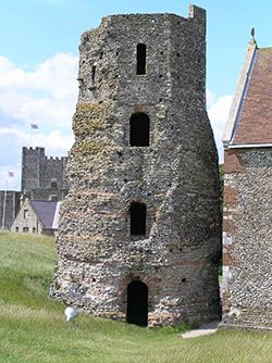 Roman light house, Dover