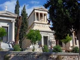 Schliemann's Grave