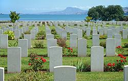 Souda Bay War Cemetery Graves