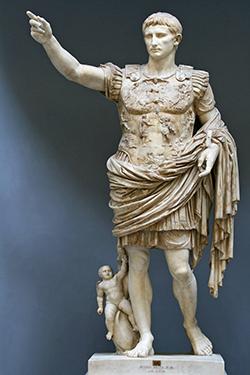 Augustus Prima Porta, Vatican