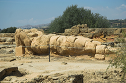Telamon, Agrigento