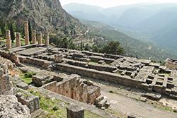 Temple of Apollo, Delphi
