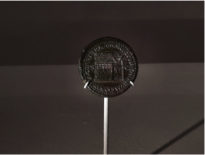 The Temple of Janus coin