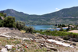 Little Theatre of Ancient Epidaurus