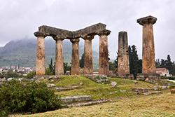 Temple of Apollo, Corinth