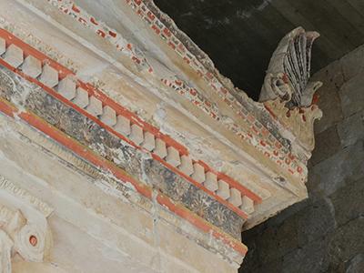 Philip's Tomb and Persephone Abduction Fresco