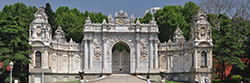 Treasury Gate, Dolmabahçe Palace