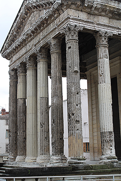 Vienne, temple d'Auguste and Livia