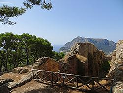 Villa Jovis, Capri