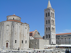 Zadar - Episcopal complex