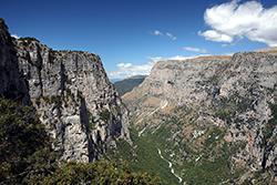 Zagori Vikos gorge