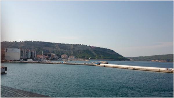 Gallipoli peninsular
