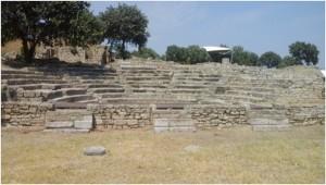 Roman Odeon at Troy