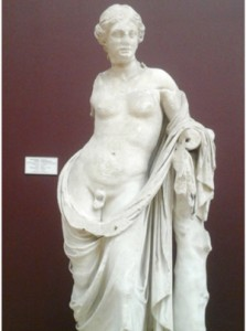 Statue of Hermaphrodite