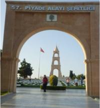 Turkish Cemetery