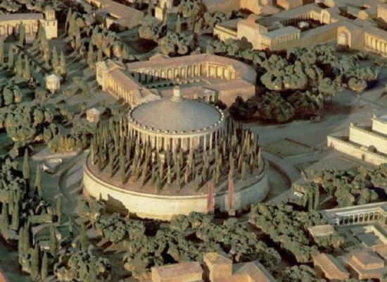 Rome: Mausoleum of Augustus opens…