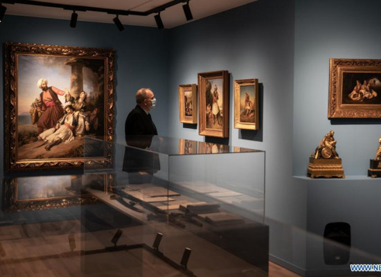 Athens: Philhellenism Museum opened…