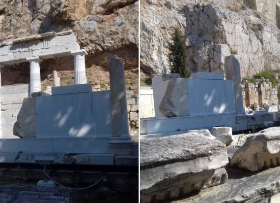 Athens: Acropolis update…