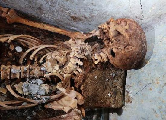 Tomb of Marcus Venerius Secundio